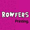 T-Shirt Printing at Rowfers