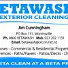 Betawash Exterior cleaning