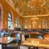 Book Café - Lotz-terem (Lotz Hall) Budapest