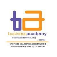 <ba> business academy
