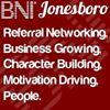 Jonesboro Referral Masters of BNI