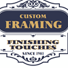 Finishing Touches Custom Picture Framing