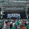 Miller Lite Stage at Milwaukee Irish Fest