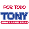 TONY SUPERPAPELERÍAS Oficial