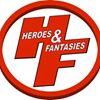 Heroes and Fantasies (San Antonio)