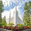Portland Temple Visitors' Center
