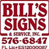 Bill's Signs and Service, Inc.