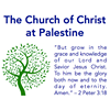 The Church of Christ at Palestine