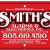 Smith's Alarms & Electronics Inc.
