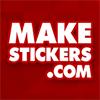 MakeStickers.com Custom Stickers