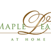 Maple Leaf At Home