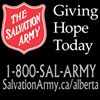 The Salvation Army Alberta & Northern Territories Division