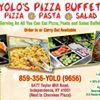 Yolo's Pizza Buffet and Frozen Treats Café