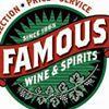 Famous Liquors