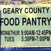 Food Pantry of Geary County