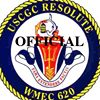 U.S. Coast Guard Cutter Resolute