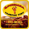 Louisiana Crawfish Time
