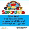 Wewahitchka - Charles Whitehead Public Library