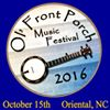Ol' Front Porch Music Festival