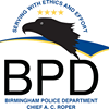 Birmingham Police Department (AL) Major Crimes