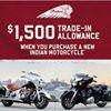 Indian Motorcycle Wayne