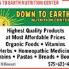 Down to Earth Nutrition Center