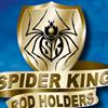 Spider King Rod Holders