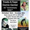 Trade A Tape Comic Center, Lincoln, NE