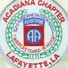 Acadiana Chapter; 82nd Airborne Division Association