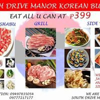 Korean Manor Buffet
