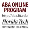 Florida Tech Applied Behavior Analysis - ABA Online thumb