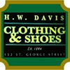 HW Davis Outfitters St Augustine