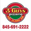 3 Guys Pizzeria and Catering