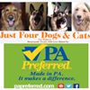 Just Four Dogs & Cats Pet Bakery