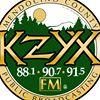 KZYX&Z - Mendocino County Public Broadcasting