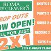 Roma Dry Cleaner's