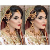 Makeup by Amna Farhad thumb