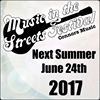 Music In The Streets Festival