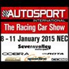 Autosport International. The Car Racing Show