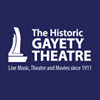 The Historic Gayety Theatre