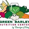 Green Barley Nutrition Center