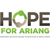 HOPE for Ariang Foundation - Official