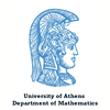 Department of Mathematics - University of Athens / Τμήμα Μαθηματικών - ΕΚΠΑ