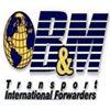 B&M Transport - D.Lazaridis & Co Transport Ltd