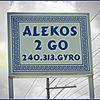 Aleko's 2 Go