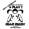 OU Quad Rugby: Battle the Blitz