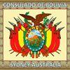 Consulado de Bolivia en Sydney Australia