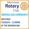 Monrovia Rotary Club