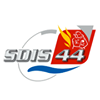 SDIS 44 officiel