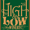 High & Low Winery